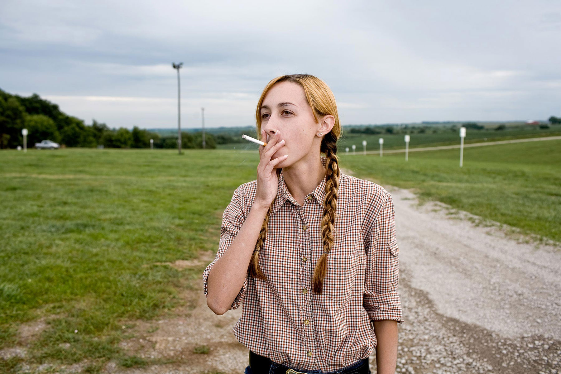 Young-Woman-Smoking